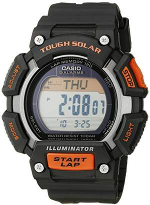 Casio Men's STL-S110H-1ACF Tough Solar Runner Digital Watch