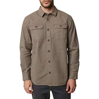 O'Neill Men's Seasons Long Sleeve Woven Shirt