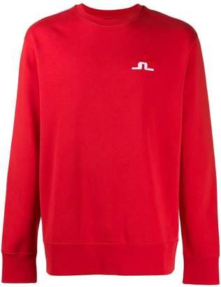 J. Lindeberg Hurl logo sweatshirt