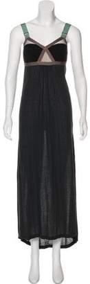 VPL Colorblock Maxi Dress