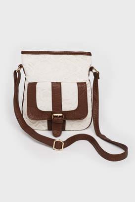 Ardene Crochet Shoulder Bag