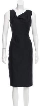 Prada Midi Sheath Dress
