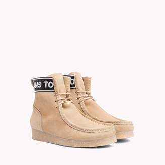 Tommy Hilfiger Crepe Sole Suede Chukka