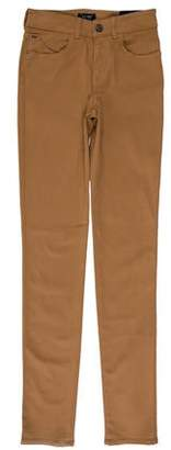 Armani Jeans Dahlia Mid-Rise Pants w/ Tags