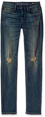 Calvin Klein Jeans Women's Skinny Fit Denim