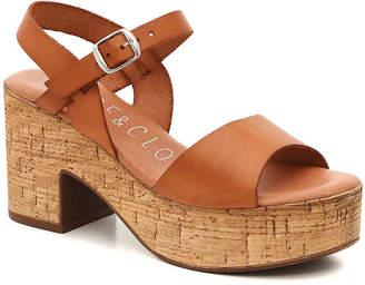 Musse & Cloud Denise Platform Sandal - Women's