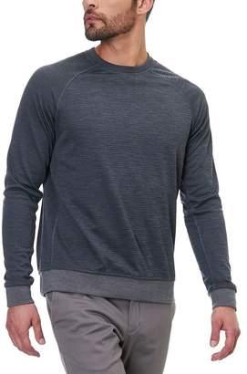 Backcountry Grid Fleece Crew-Neck Sweatshirt - Men's