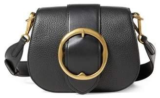Polo Ralph Lauren Lennox Leather Saddle Bag