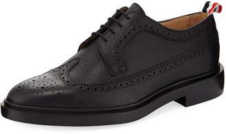 Thom Browne Classic Long Wing Brogue Shoe
