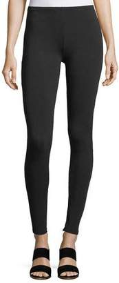 Joan Vass Full-Length Leggings, Petite