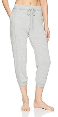 SplendidHome Women's Crop Jogger Capri Pant Pajama Bottom Pj