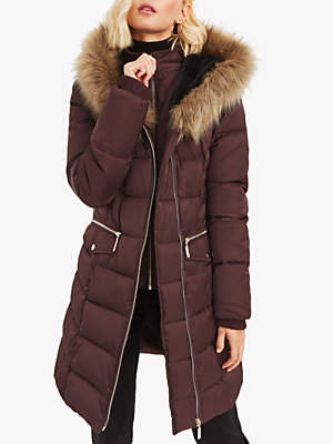 Oasis Yarmouth Padded Coat