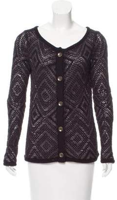 Rag & Bone Open Knit Cardigan