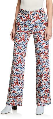 Stine Goya Marcel Floral Suit Pants