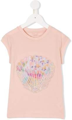 Stella McCartney Lois shell patch T-shirt