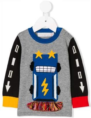 Stella McCartney car knitted sweater