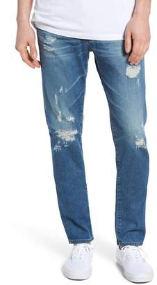 AG Jeans Dylan Skinny Fit Jeans (11 Years Manuscript)