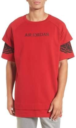 Nike JORDAN Sportswear Dry Modern Logo T-Shirt