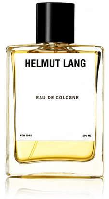 Helmut Lang - Eau De Cologne - Lavender, Rosemary & Artemisia, 100 Ml $185 thestylecure.com