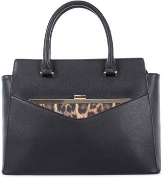 Celine Dion Grazioso Faux Leather Satchel