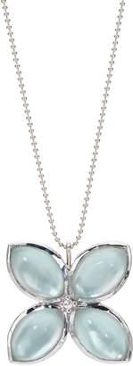 Elizabeth Showers Quad Marquis Pendant Necklace