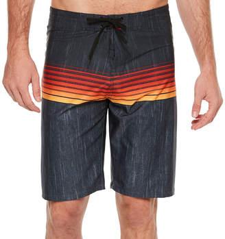 Burnside Endless Stripe Board Shorts