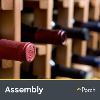 Home Installation & Assembly Wine Rack Assembly by Porch Home Services