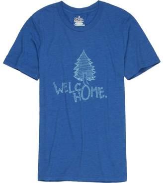 Meridian Line Welcome Home T-Shirt - Short-Sleeve - Men's