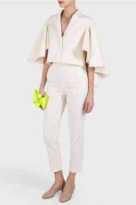 DELPOZO Cape Jacket