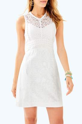 Lilly Pulitzer Leigh Stretch-Shift Dress