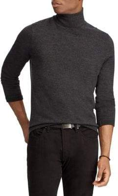 Polo Ralph Lauren Regular-Fit Washable Merino Wool Turtleneck