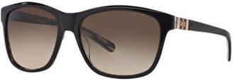 Tory Burch Squared Cat-Eye Sunglasses