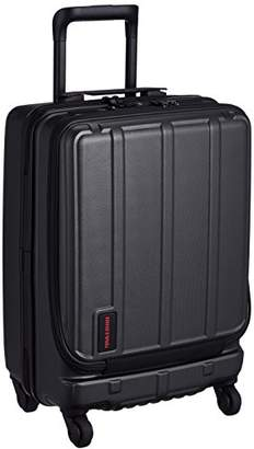 Briefing (ブリーフィング) - [ブリーフィング] スーツケース H-34 F 機内持込可 34L 53cm 3.3kg BRF524219 010 BLACK
