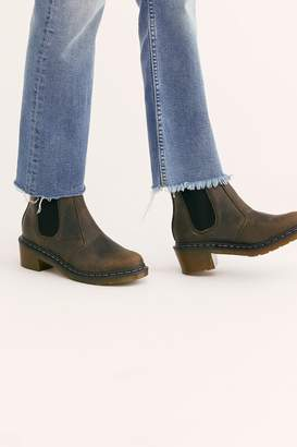 04450d438957 Chunky Heel Chelsea Boots - ShopStyle