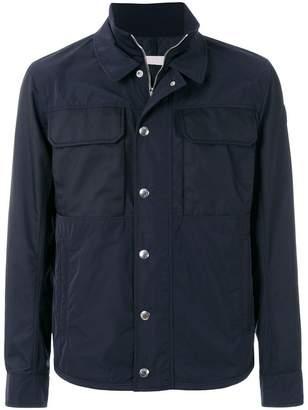 Moncler shirt jacket