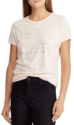 Ralph Lauren Foil Logo Tee