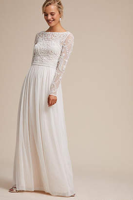 BHLDN Sinclair Wedding Guest Dress