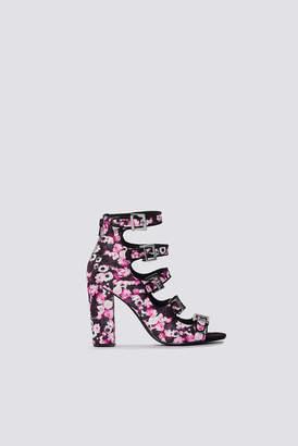 Na Kd Shoes Multi Buckle High Heels