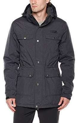 Outdoor Ventures Men's Gardner Waterproof Winter Raincoat
