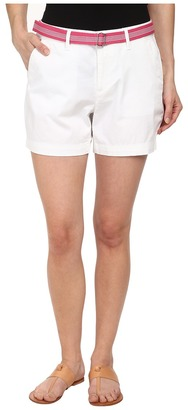 Dockers Petite Petite The Essential Shorts $44 thestylecure.com