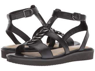 Hush Puppies Briard Ring T-Strap Women's Sandals