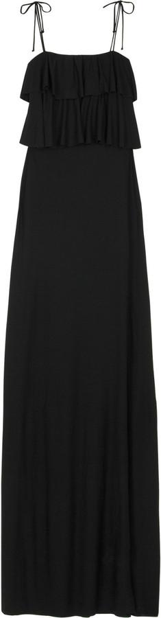 T-Bags Jersey maxi dress