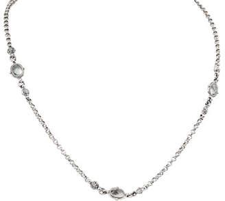Konstantino Pythia Double-Strand Crystal Eyeglass Necklace