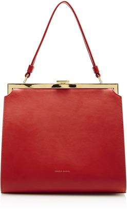 Mansur Gavriel Elegant Bag $825 thestylecure.com