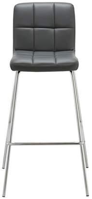 Debenhams Grey 'Matrix' Static Barstool