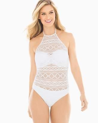 Freya Sundance High Neck One Piece Swimsuit