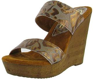 Sbicca Women's Credence Wedge Sandal