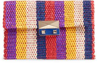 GOOD PEOPLE Everyday Woven Clutch