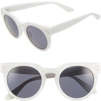 A.J. Morgan 'Ditto' 50mm Sunglasses $24 thestylecure.com