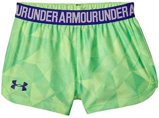 Under Armour Kids Trifold Play Up Shorts Girl's Shorts